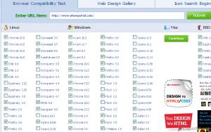 Check Browser Compatibility, Cross Platform Browser Test
