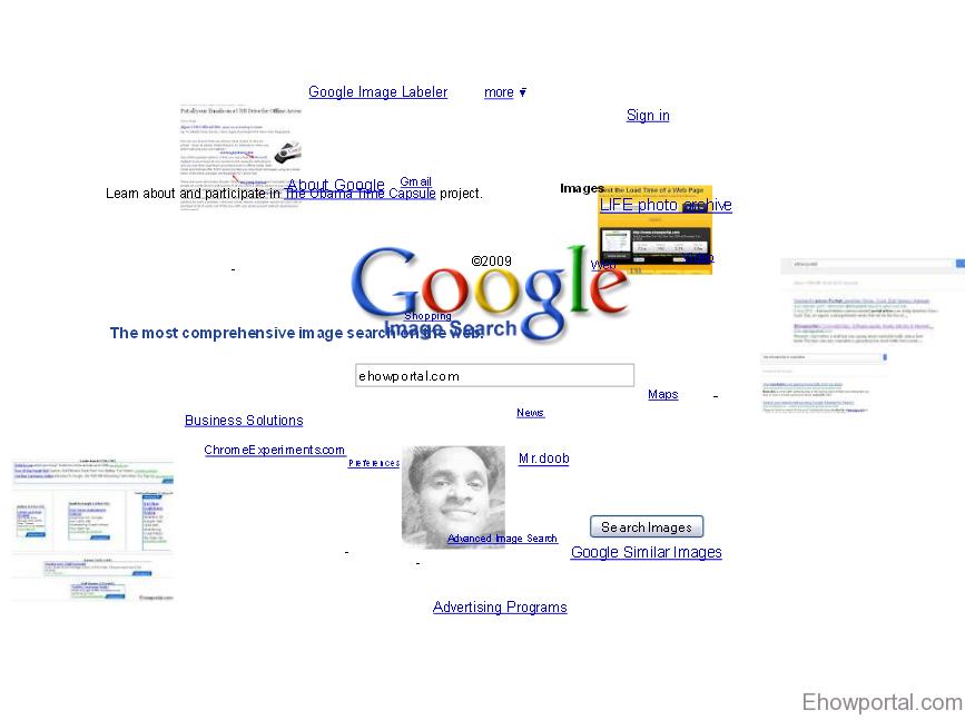 Google Sphere - Google im Feeling Lucky Tricks