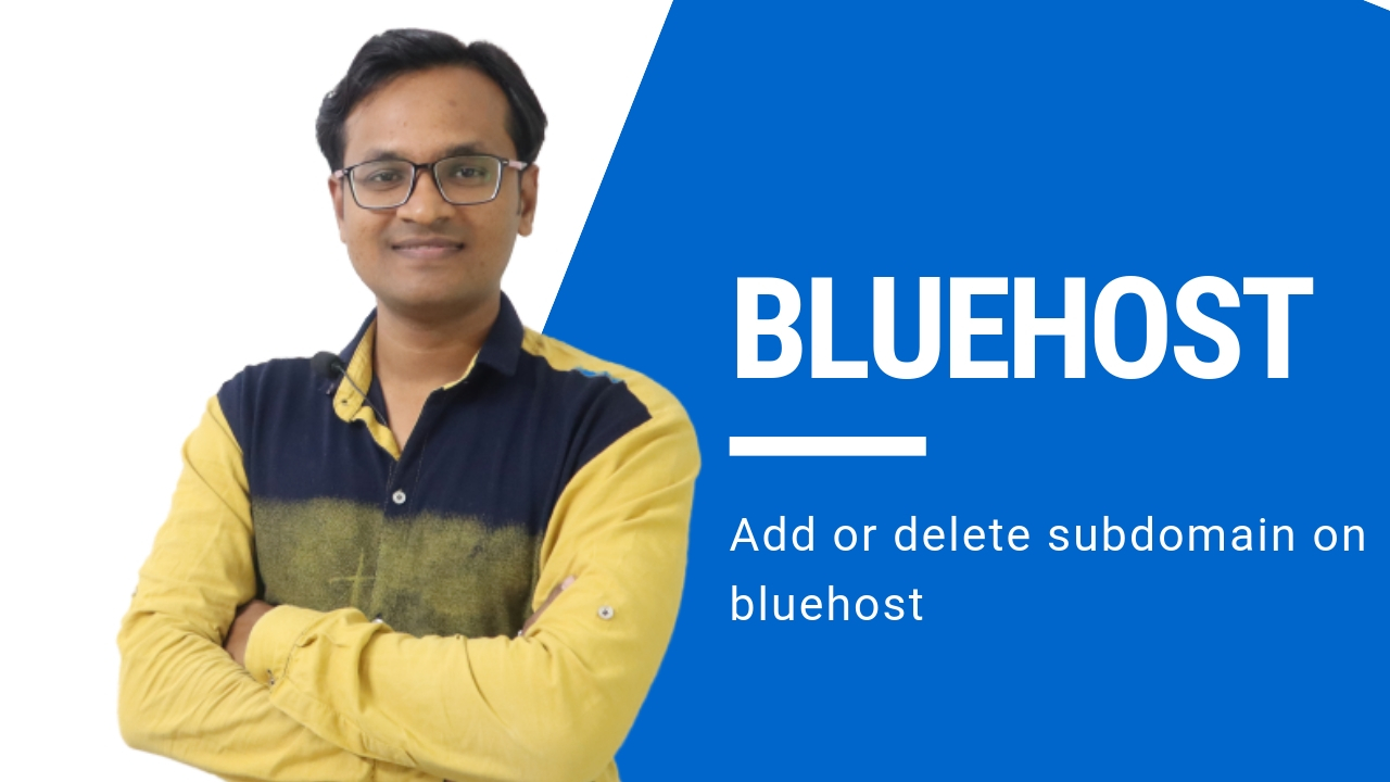 How To Create a Subdomain on Bluehost