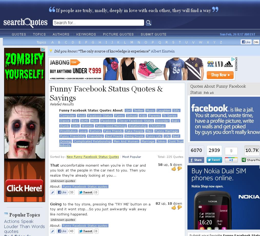 Best Funny Lines For Facebook Status : Facebook-Status-_-Facebook-Status-Quotes-_-Best-Facebook-Statuses ...
