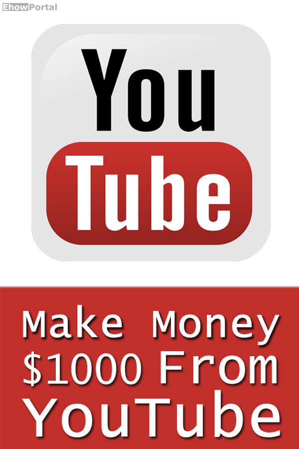 How To Start Making Money On Youtube In
