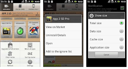 App 2 SD (move app to SD) - Android Apps on Google Play