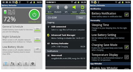 Battery Defender-Battery Saver - Android Apps on Google Play