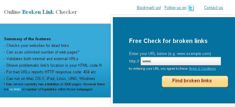 how to check download links