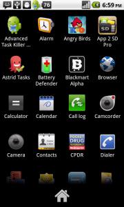 Dell XCD35 screenshot