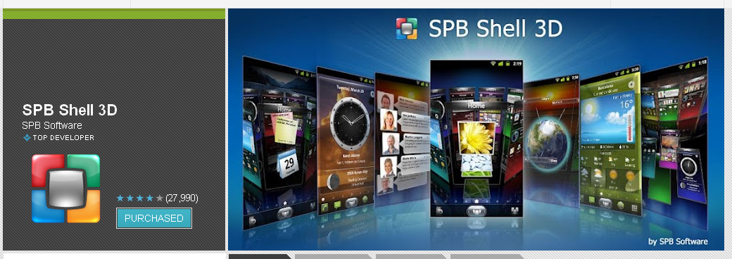 SPB Shell 3D - Android Apps on Google Play