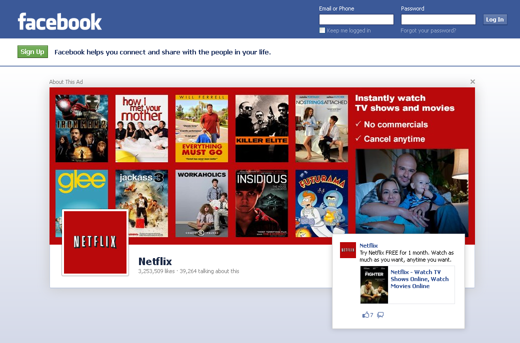 netflix marketing You'd think that at this point, content marketing is building itself for netflix but things are not as they seem at a first glance.