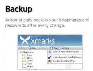 Foxmarks Bookmark Synchronizer