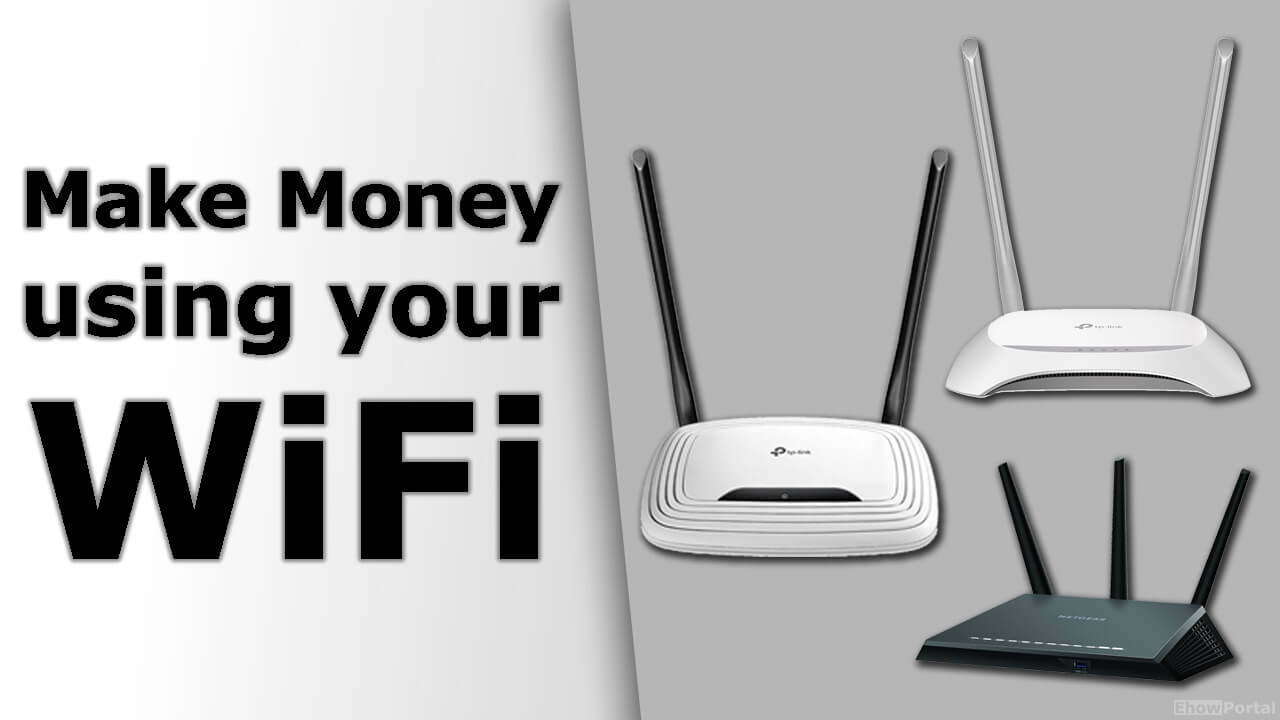 Make Money using your WiFi