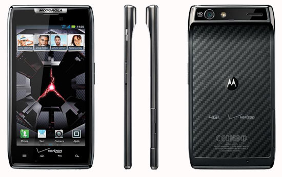 Motorola Droid RAZR Which is the Best Smartphone To Buy Now?