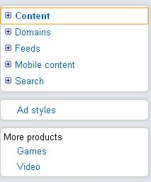 How to Create New Google Adsense For Content Ad unit 1