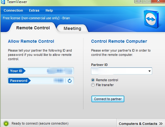TeamViewer – Free Remote Desktop Access