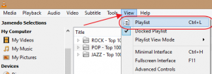 Browse Online Radio Stations from VLC Media Player