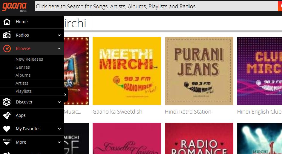 Listen to Online Radio for Free