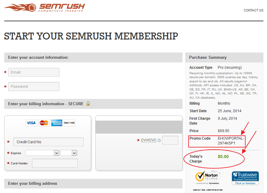 SEMrush Coupon Code for Agency Account