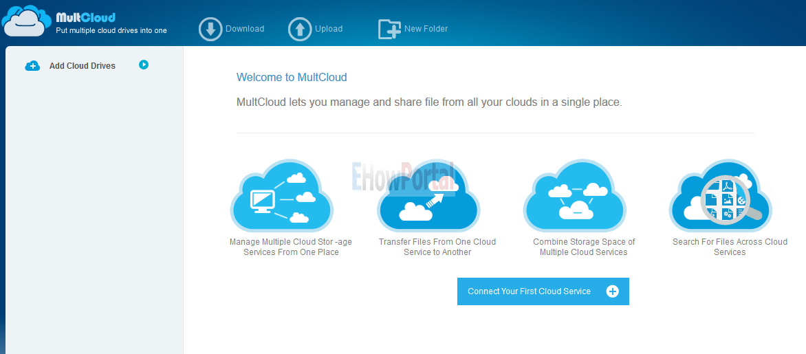 Transfer Files Between Dropbox, Google Drive - Multcloud