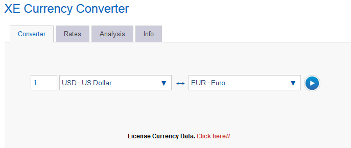 Free Currency Converter Calculator Download
