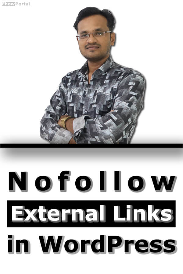 Nofollow External Links in WordPress