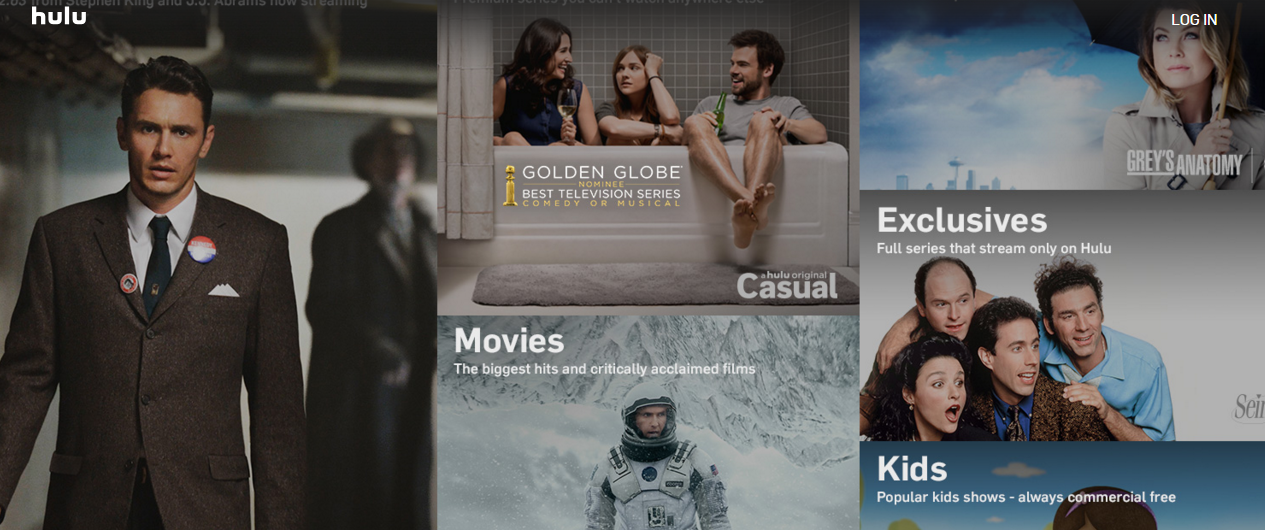 Hulu - Watch TV and movies on Xbox, PS3, Apple TV
