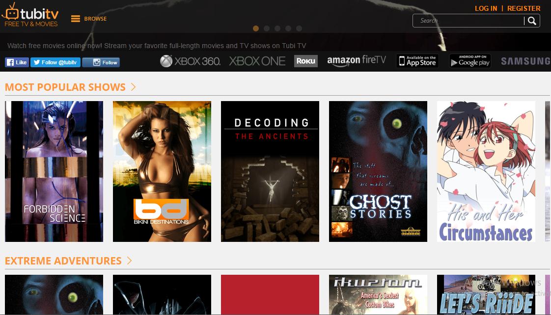 Freee movie streaming