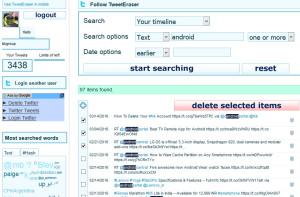 How to Delete Old Tweets
