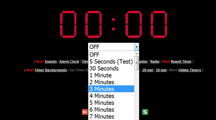 Onlineclock Net The Best Onlinealarm Clock Websites