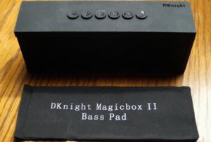 DKnight MagicBox II speakers