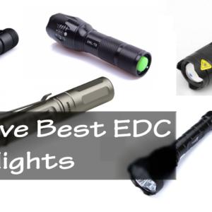 Best EDC Flashlights