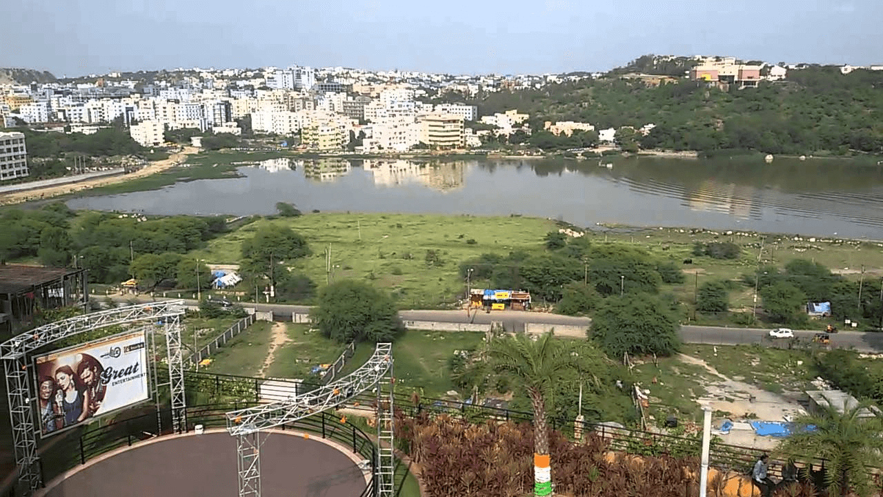Durgam Cheruvu, Hyderabad (India)