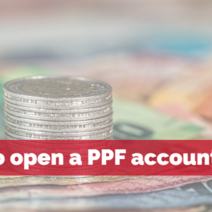 How to open a PPF account in SBI