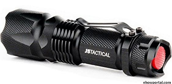 J5 Tactical V1-PRO 300 Lumen Flashlight