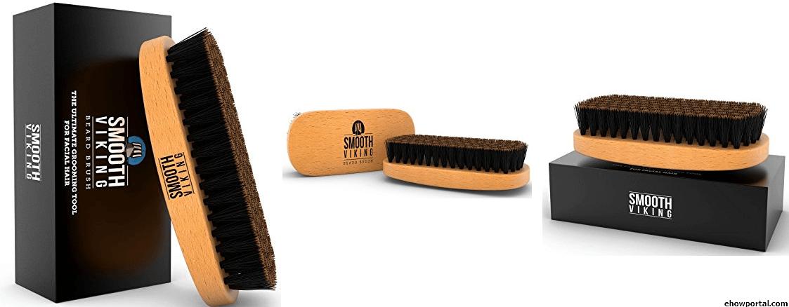 Smooth Viking Beard Brush