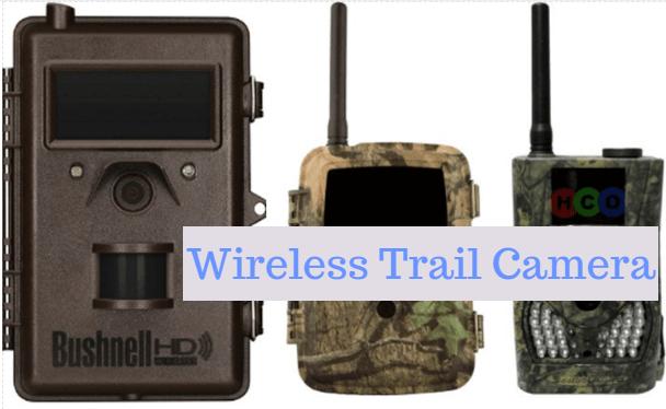 Wireless Trail Camera