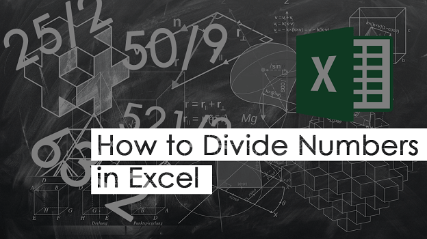 How To Divide in Excel