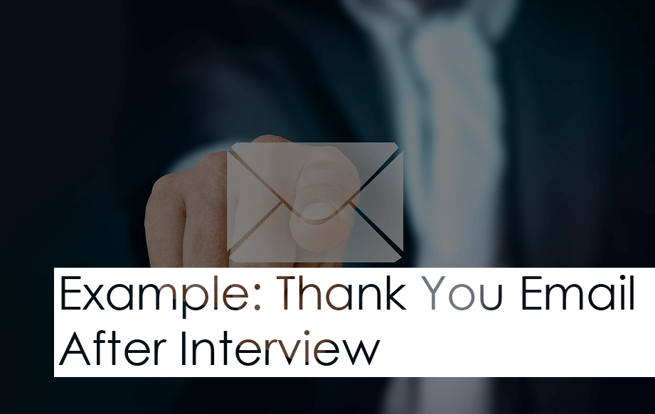 How to Write Thank You Email After Interview