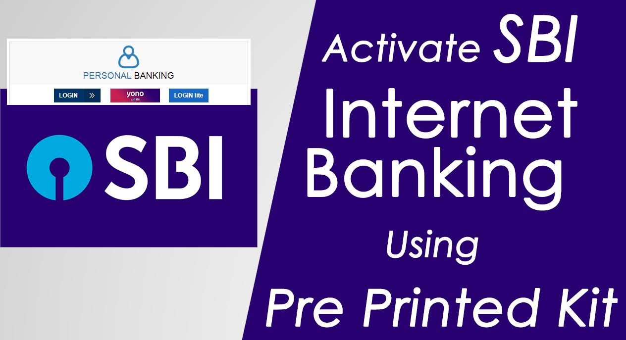 How To Get Sbi Online Banking Username And Password