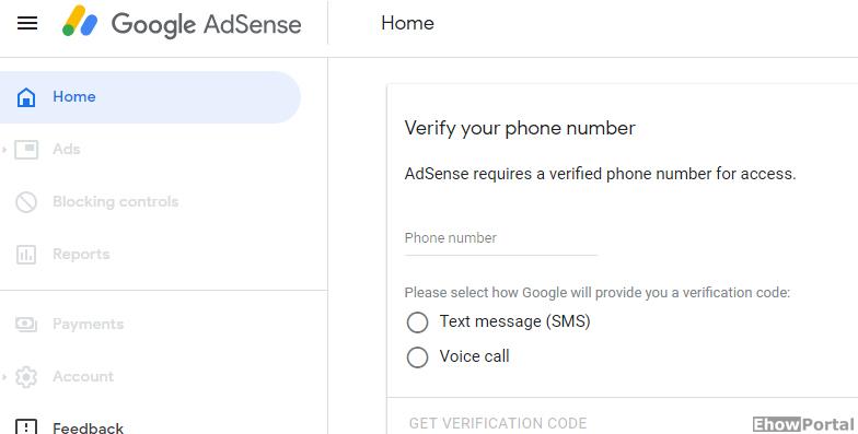 Google Adsense Approval Verification