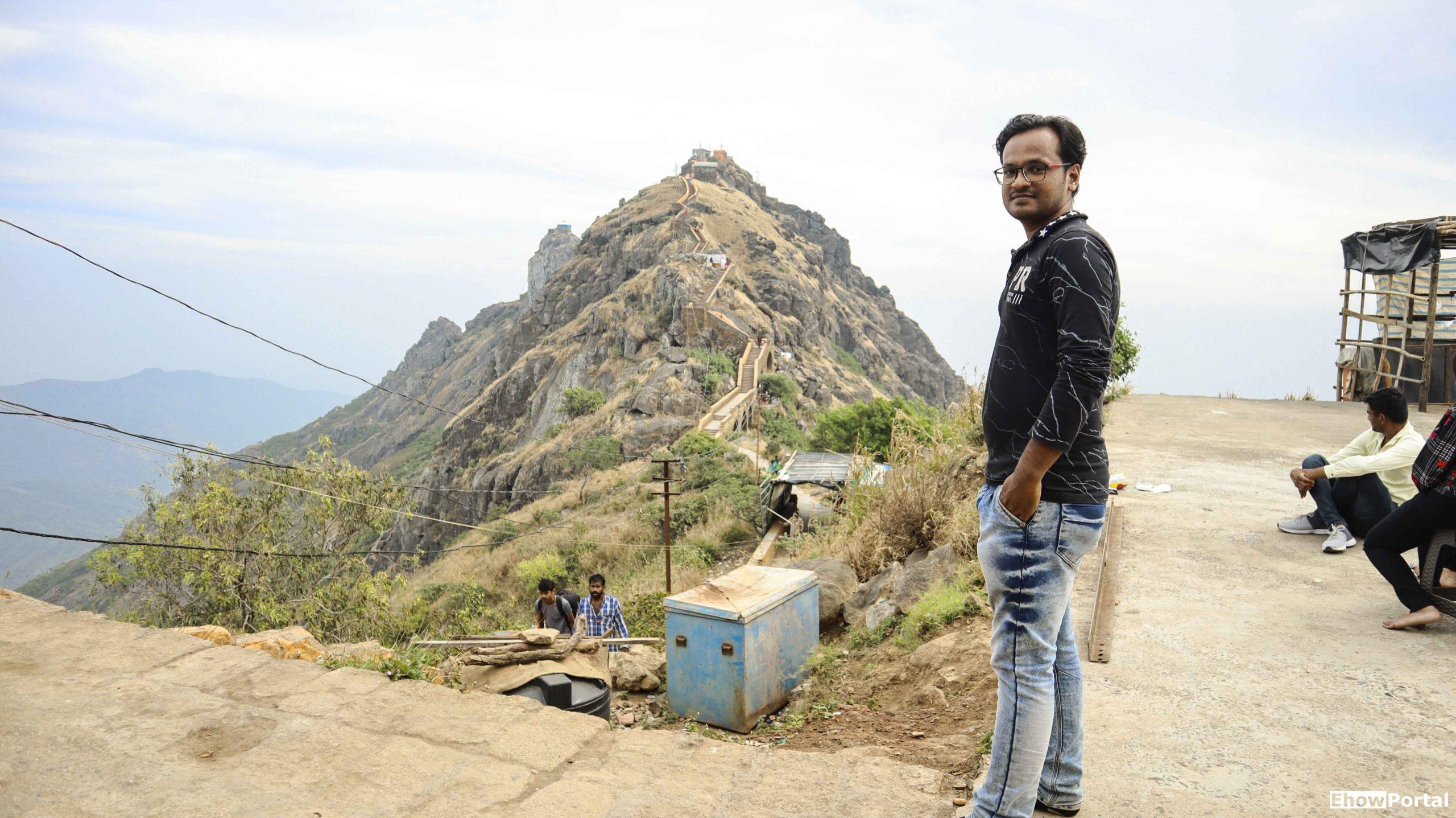 Girnar Parikrama at Junagadh