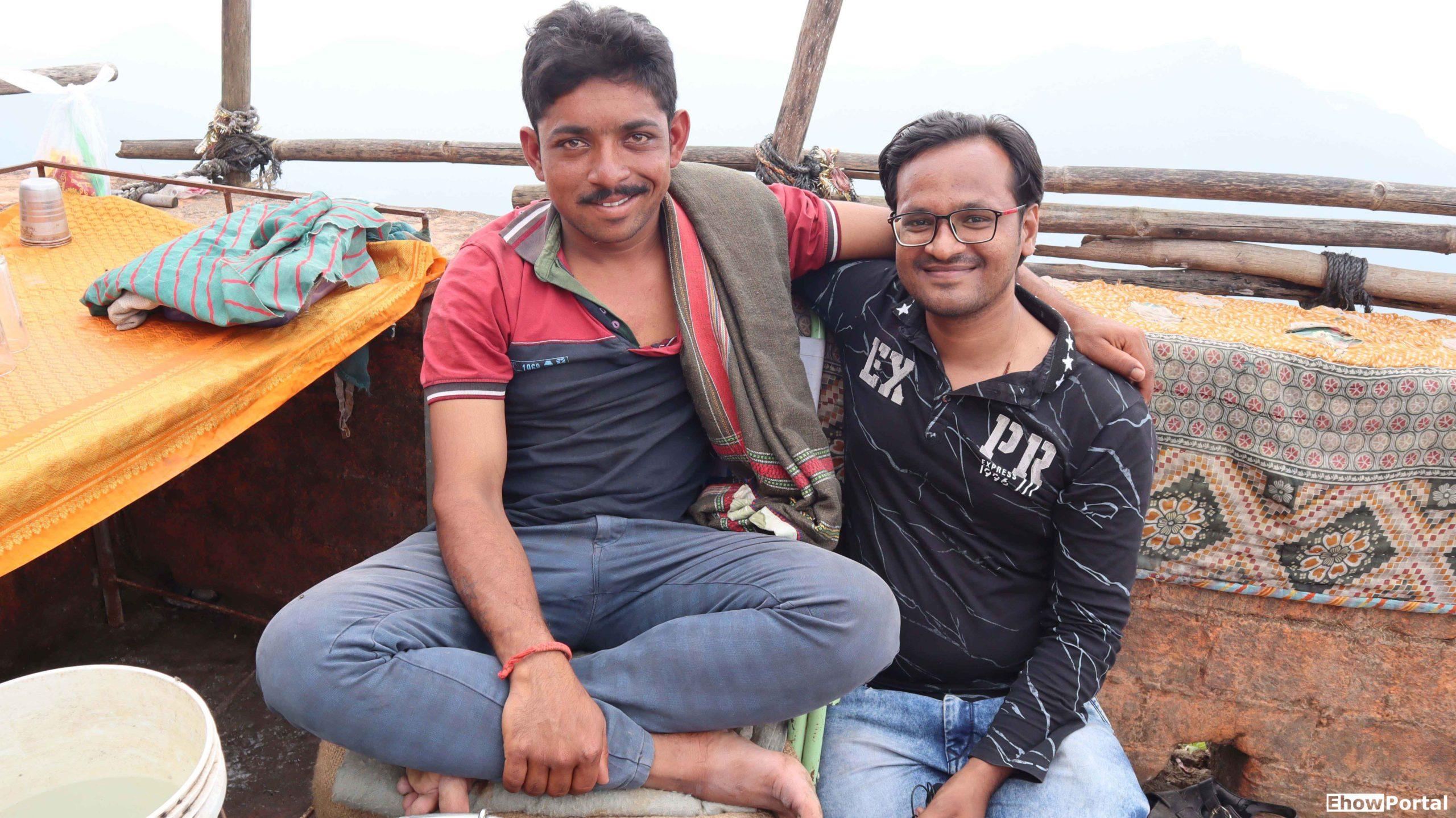 Jugalbhai Rabari on Girnar