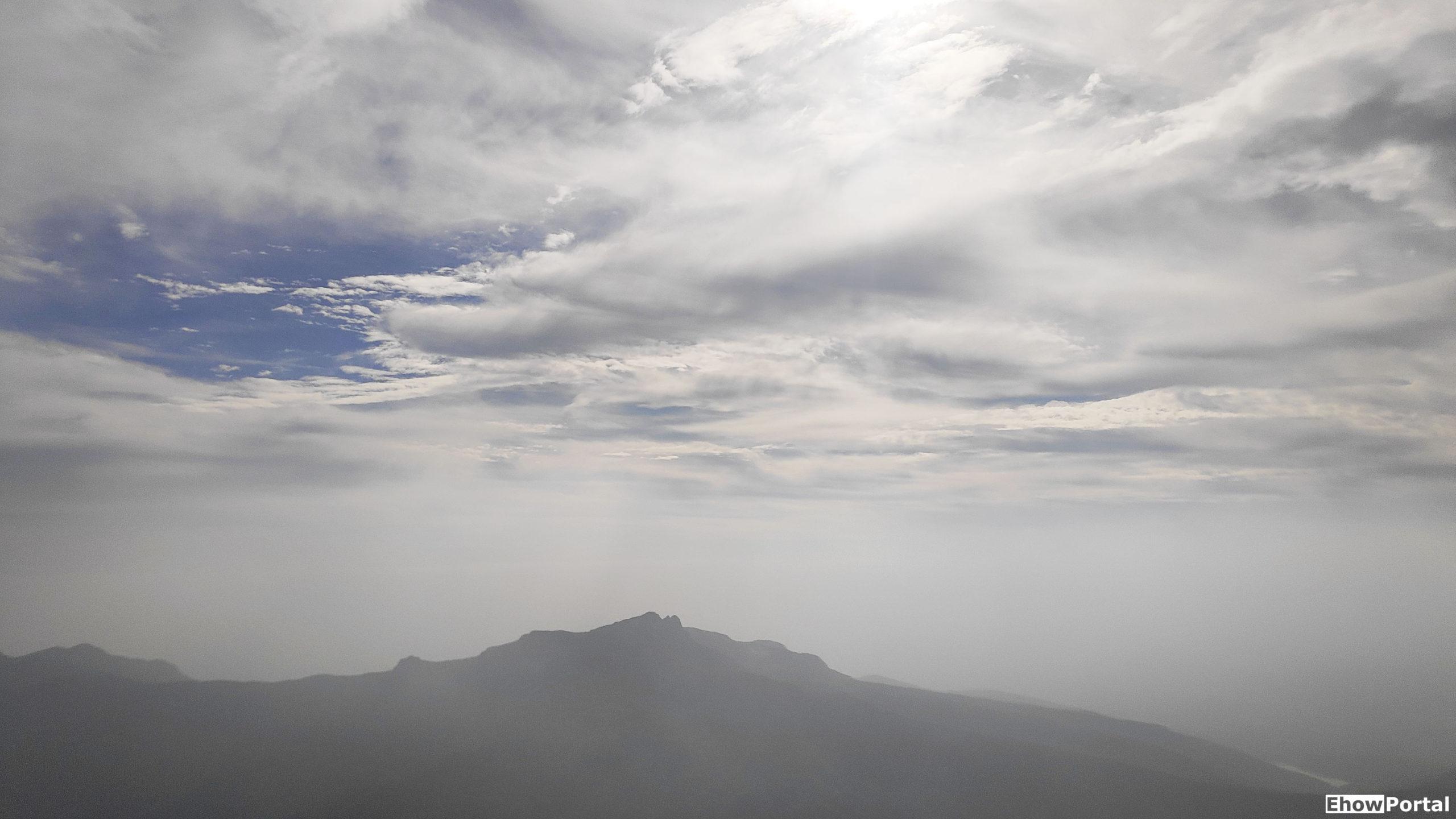 Nature & Silence at Girnar Hill