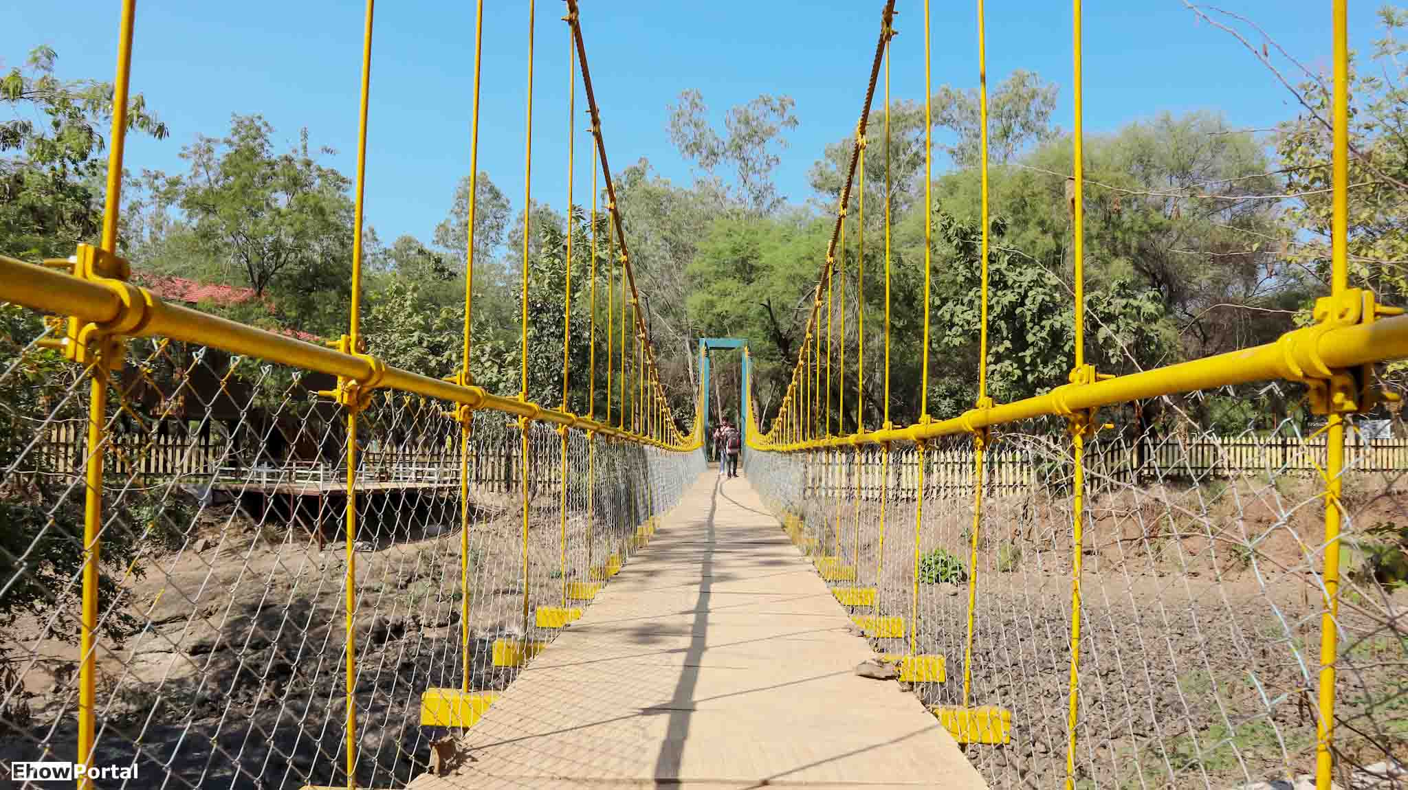 River Rafting Bridge