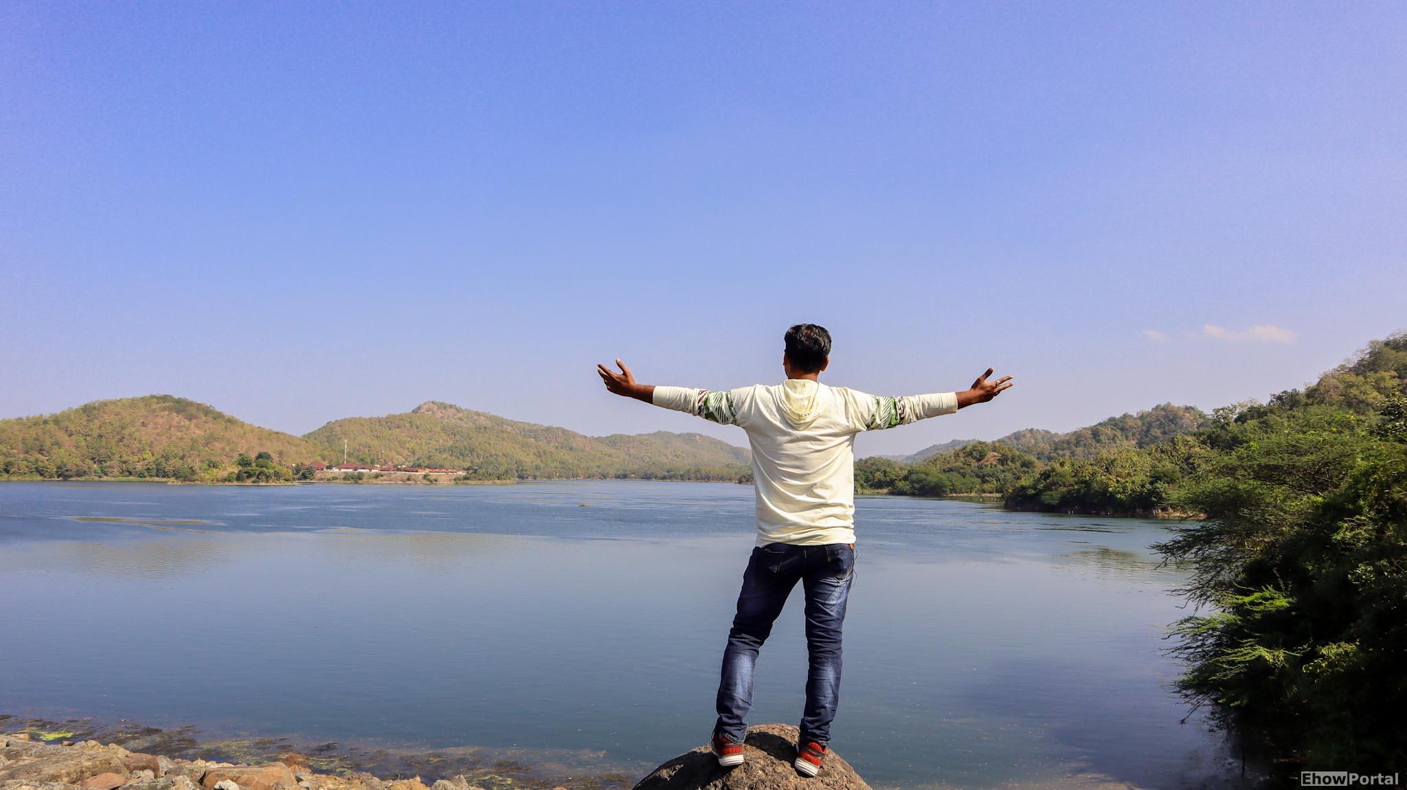 River Rafting narmada