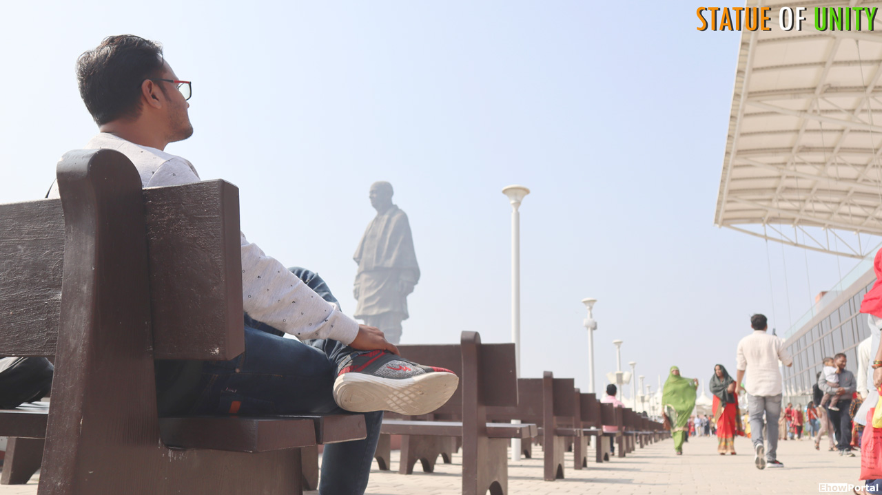 The Statue of Unity travel blog