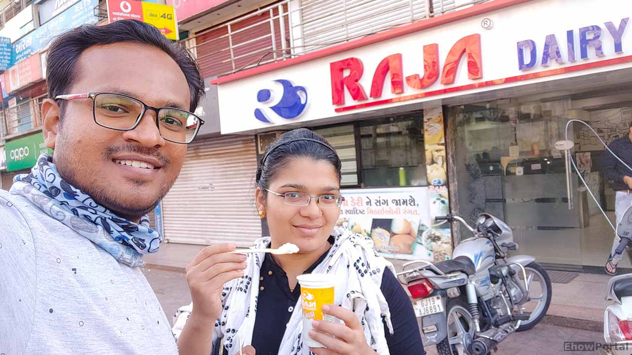 Raja Dairy Lassi in Surat
