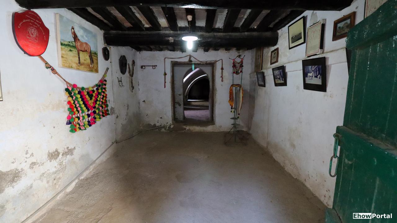 Ghodahar at Hingolgadh fort