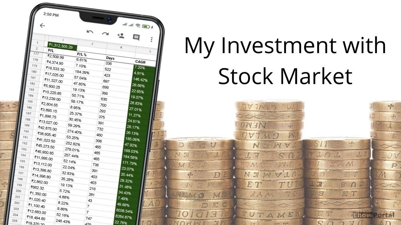 Stock Market Investment Tracker